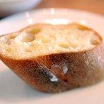 ピアット - ランチセットのパン