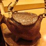 來経 - 茶出汁 とっても可愛い器