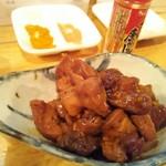 國 KOKU - 魚の肝煮
