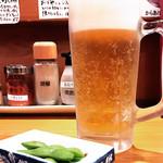 おぼや - ビールちゃんd(^_^o)