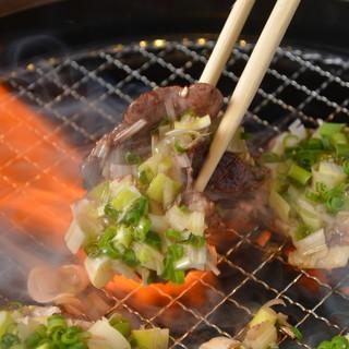 肉のプロによるこだわりの極上炭火焼肉