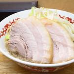 ラーメン 登良治郎 - 小ラーメン700円