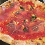 ナポリピッツァ Pizzeria la Rossa -