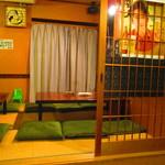 伊豆海鮮 どんぶりや - 店内(座敷)