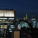 アマン東京 - 景観には東京タワー