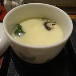 三代目源太 かくし味処 - 茶碗蒸し