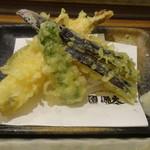 三代目源太 かくし味処 - 天ぷら