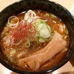 つけ蕎麦 安土 - 2011/1 つけ汁