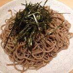 つけ蕎麦 安土 - 2011/1 蕎麦
