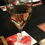 古城の国のアリス - 飲み放題:グラス白ワイン