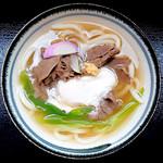セルフうどんかかし - 料理写真:肉うどん