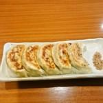 あぶ家 - 三元豚の手包み焼焼餃子
