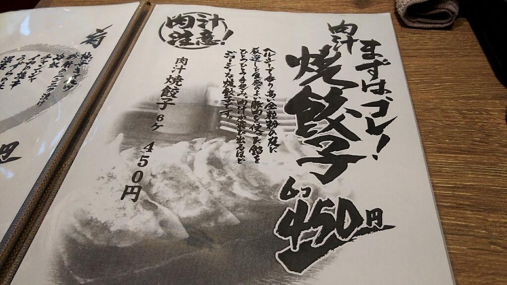 肉汁餃子製作所ダンダダン酒場 溝の口店