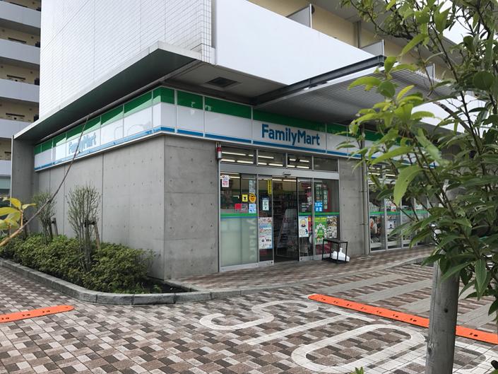 ファミリーマート 羽田五丁目店