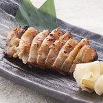 【店仕込み】鶏もも肉 白味噌西京漬け焼き