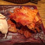 韓国鶏鍋 GOCHU - キムチ