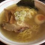 麺屋石ばし - 料理写真:あっさりしお/700
