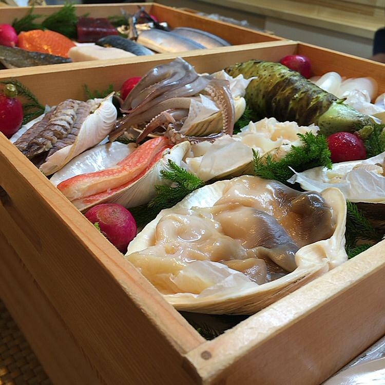 海鮮・寿司 蘭丸