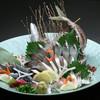 ささの離 - 料理写真:長崎ハーブ鯖の活き造り