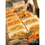 ファーマーズガーデン - 和洋折衷、彩り鮮やかな料理に目移りしてしまいます。
