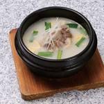 焼肉 大将軍 - 料理写真:コムタンスープ