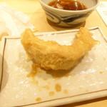 揚げたて天ぷら定食 まきの - 鶏