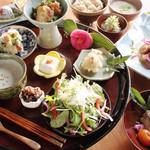 糀と野菜のお料理 花 - 料理写真:花盆コース(ランチ)