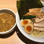 麺屋 みちしるべ - 特製つけ麺950円