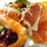 SALAO - 前菜