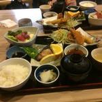 和食処 ひかり亭 - 日替わり定食