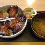 Jaco - 帯広風豚丼(税込720円)