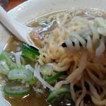 中華蕎麦 春馬 - 限定多加水麺