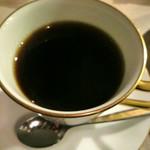 蔦珈琲店 - セットのコーヒー