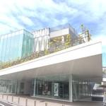 B Cafe - 中野キャンパス外観