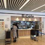 B Cafe - 注文&受け取り口