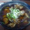 Nikuudontawaraya - 料理写真:「肉うどん(並)」650円
