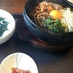 65678656 - ビビンバ丼(980円)。