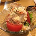 陽だまり - 松尾監修ポテトサラダ450円
