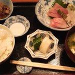 きよ松 - 刺身定食