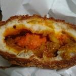 咖喱&カレーパン 天馬 - タンドリーチキンインバターチキンカレーパン