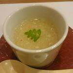 清凜 - 毛蟹茶碗蒸し