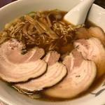 一丁 - チャーシュー麺 大 税込950円