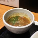 つけ麺 舞 - つけ汁☆