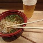 神戸牛 吉祥吉 カジュアルキッチン南京町 - ビールも