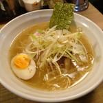 IBUKI -つけめんDINING- - 限定塩ラーメン
