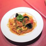 パパミラノ - 茄子とモッツァレラ