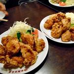 製麺屋食堂 - 料理写真:ドカカラ
