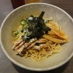 麺や心 - 料理写真:油そば(並盛)