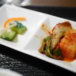 草の家 - オイキムチ・白菜キムチ・カクテキ