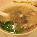 Tak Kee Chiu Chou Restaurant - 蠔仔肉碎泡粥(碗)